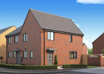 "Thumbnail 3 bed property for sale in ""The Edinburgh At Kingfields Park, Hull"" at Kesteven Way, Kingswood, Hull"