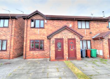 Thumbnail 2 bed terraced house for sale in Egerton Road North, Chorlton Cum Hardy, Manchester