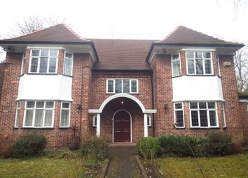 Thumbnail 5 bed detached house to rent in Old Hall Road, Salford