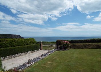 Thumbnail 3 bed bungalow for sale in Windcliff, East Cliff, Hunts Bay, Southgate, Gower