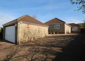 Thumbnail 4 bedroom detached bungalow for sale in Mereside, Soham, Ely