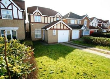 Thumbnail 3 bed detached house to rent in Gardner Park, North Shields, Tyne & Wear