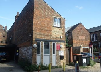Thumbnail 2 bed mews house for sale in 10A Lime Street, Bedford, Bedfordshire