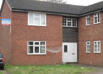Thumbnail Studio to rent in Longhurst Close, Rusheymead, Leicester