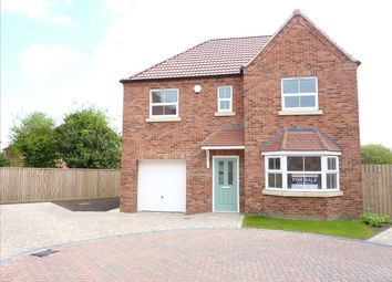 Thumbnail 4 bed detached house for sale in Acorn Close, Off Hornbeam Drive, Healing, Grimsby