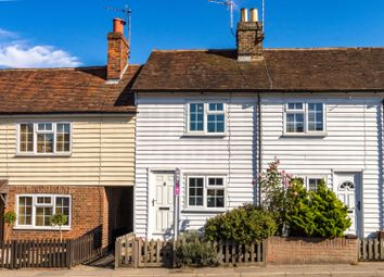 Thumbnail 2 bed terraced house for sale in Linton Road, Maidstone