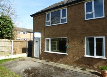 Thumbnail 2 bed flat for sale in Church Gardens, Warton, Preston