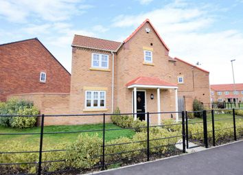 Thumbnail 3 bed detached house for sale in Redfield Way, Eastfield, Scarborough
