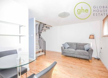 Thumbnail 1 bed semi-detached house to rent in Tiller Road, London