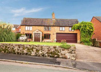 Thumbnail 4 bed detached house for sale in Marlpit Lane, Denstone, Uttoxeter, Staffordshire