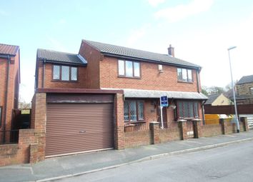 Thumbnail 4 bed detached house for sale in Kitson Street, Tingley, Wakefield