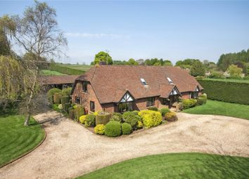 Thumbnail 6 bed detached house for sale in Cattle Lane, Abbotts Ann, Andover, Hampshire