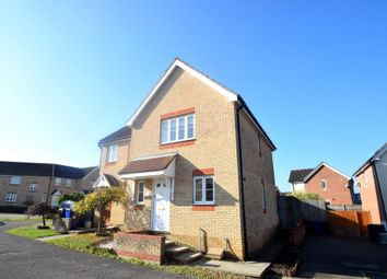 Thumbnail 3 bed end terrace house for sale in Pearmain Walk, Haverhill