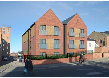 Thumbnail 1 bed flat for sale in Tomlin House, Anglo Scotian Mills, Beeston