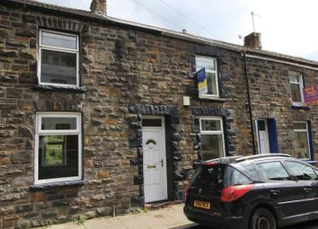 Thumbnail 2 bedroom terraced house for sale in East Road, Tylorstown, Ferndale