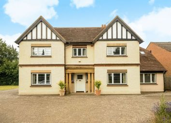 Thumbnail 5 bedroom detached house for sale in Norman Avenue, Abingdon