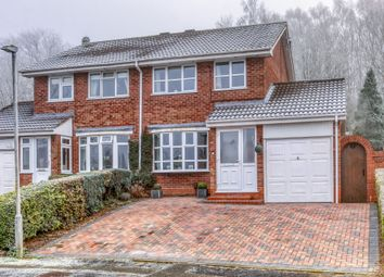 3 bed semi-detached house for sale in Rosehall Close, Redditch B98