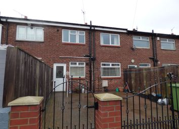 Thumbnail 3 bed terraced house to rent in Ashbourne Road, Jarrow