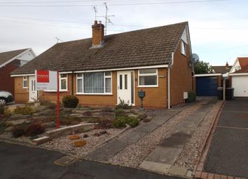 Thumbnail 2 bed semi-detached house for sale in Lear Drive, Wistaston, Crewe, Cheshire
