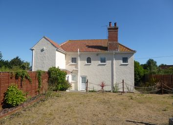 Thumbnail 3 bed detached house for sale in Hulver Street, Hulver, Beccles