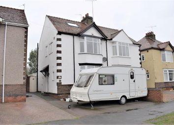 Thumbnail 3 bed semi-detached house for sale in Glenfield Avenue, Weddington, Nuneaton