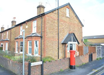 Thumbnail 1 bed maisonette for sale in Hook Road, Epsom