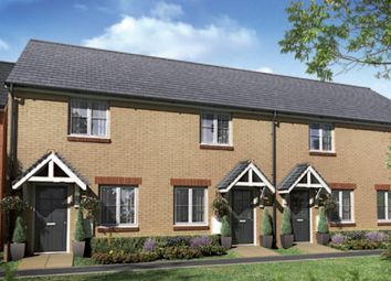 Thumbnail 2 bed semi-detached house for sale in Off Barleythorpe Road, Rutland 7EE, Oakham, Rutland
