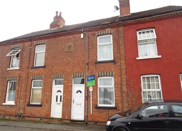 Thumbnail 2 bed terraced house for sale in New Walks, Shepshed, Leicestershire