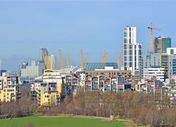 Thumbnail 1 bed flat for sale in Alamaro Lodge, Rennaissance Walk, Greenwich, London