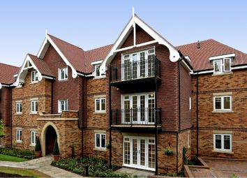 Thumbnail 2 bedroom flat to rent in Wyckham House, Station Approach, Oxted, Surrey