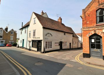 Thumbnail 2 bed cottage for sale in High Street, Wivenhoe, Colchester, Essex