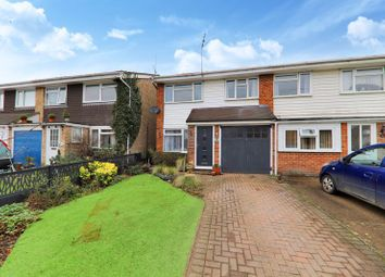 Thumbnail 3 bed terraced house for sale in Hall Close, Mill End, Rickmansworth