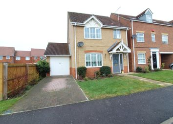 Thumbnail 3 bed detached house for sale in John William Close, Chafford Hundred, Grays