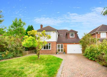 Thumbnail 4 bed property to rent in Newberries Avenue, Radlett