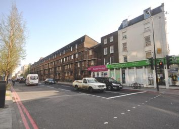 Thumbnail 5 bedroom flat to rent in Hampstead Road, Euston