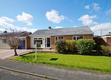 Thumbnail 3 bed detached bungalow for sale in Heatherdale Crescent, Durham