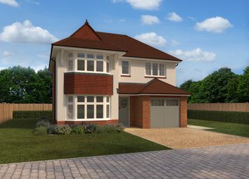 Thumbnail 3 bedroom detached house for sale in Eaton Green Heights, Kimpton Road, Luton