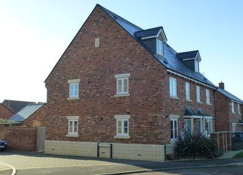 Thumbnail 4 bed semi-detached house for sale in Sunrise Avenue, Cheltenham, Gloucestershire