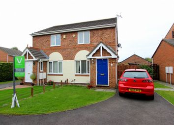 Thumbnail 2 bed semi-detached house to rent in Darrowby Drive, Darlington