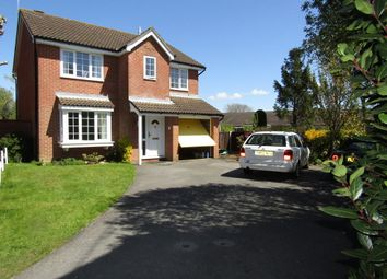 Thumbnail 4 bed detached house to rent in Corner Mead, Denmead, Waterlooville
