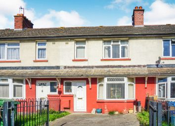 Thumbnail 3 bed terraced house for sale in Whitaker Road, Tremorfa