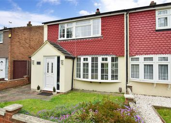 Thumbnail 3 bedroom semi-detached house for sale in Bruce Close, Welling, Kent