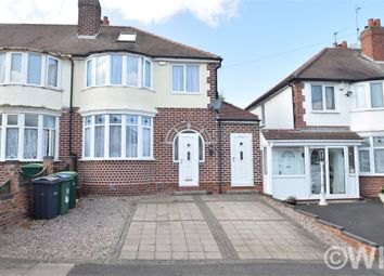 Thumbnail 3 bed detached house for sale in Stanley Road, West Bromwich, West Midlands