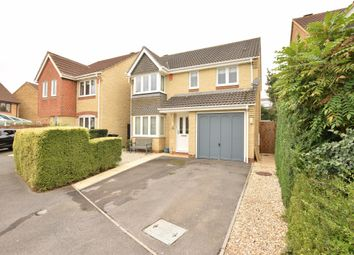 Thumbnail 4 bed detached house for sale in Heritage Close, Peasedown St. John, Bath, Somerset
