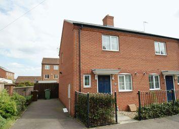 Thumbnail 2 bed semi-detached house for sale in Leonard Street, Bulwell, Nottingham