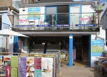 Thumbnail Restaurant/cafe for sale in 21 Glover Lane, Newquay