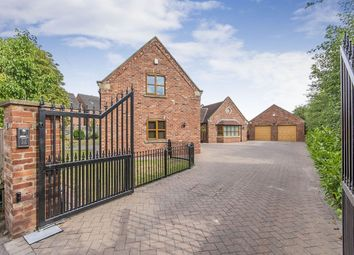 Thumbnail 5 bed detached house for sale in Old Epworth Road, Hatfield, Doncaster