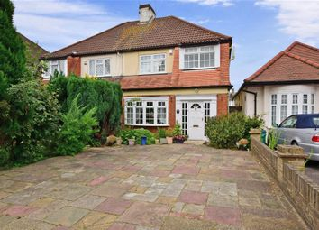 Thumbnail 3 bedroom semi-detached house for sale in Marlands Road, Clayhall, Essex