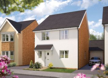 "Thumbnail 4 bedroom detached house for sale in ""The Salisbury"" at Fulmar Road, Bude"