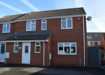 Thumbnail 4 bed semi-detached house for sale in Kings Drive, Westonzoyland, Bridgwater